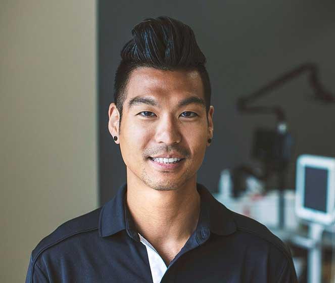 Dr. Mark Hamanishi - Invisalign Dentist in BC